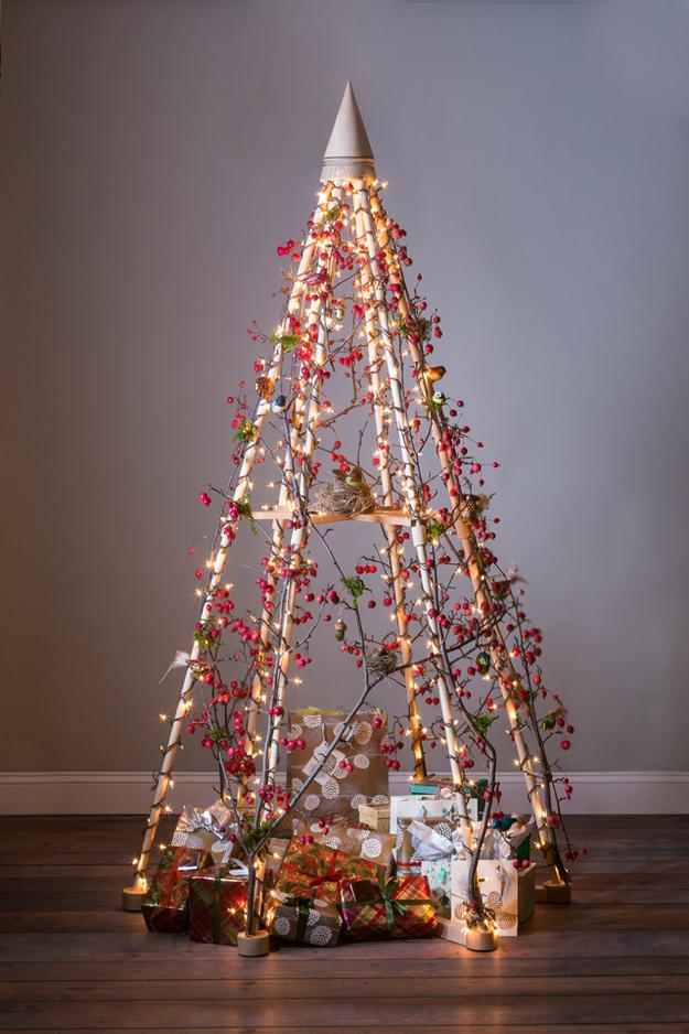 Un rbol de navidad diferente el ba l de anne - Arbol de navidad diferente ...